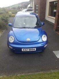 VW Beetle Diesel for sale