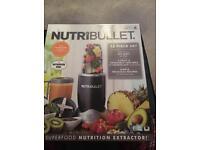 Nutri bullet 600 series 12 piece bnib