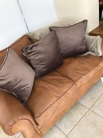 House of Fraser 'Casa Couture' designer cushions x3 like NEW