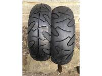 Moped tyres brand new