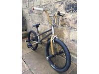 Fully custom rare flatland bmx bike for sale