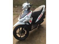 2015 suzuki uk 110cc address scooter moped like 125cc