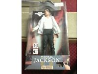 Michael Jackson Singing Doll
