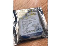 WESTERN DIGITAL WD3200LPVX 320GB 2.5 INCH SATA fo sale (like new)