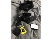 Taking offers... sony as 15 action camera and accessories and sony aka - lu1