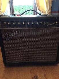 Fender super champ xd amp