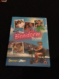 Benidorm guide ideal Christmas present