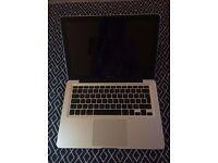 MacBook Pro 13 inch mid 2009 VGC - Spares or Repairs (Liquid Damage)