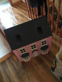 Dolls house & other toys for sale