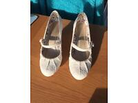 Bridal shoes for sale (wedding)