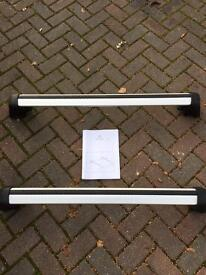 Genuine Mercedes-benz roof bars