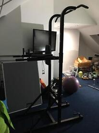 Marcy tc2000 dip pull up push up power station