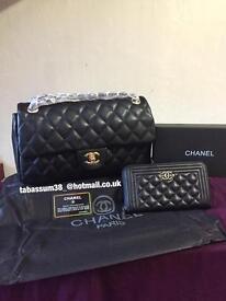 Chanel classic bag by prada lv mk