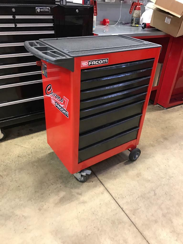 Facom chrono 7 tool box