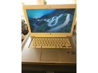 "HP CHROMEBOOK CHROME LAPTOP COMPUTER WHITE 14"" WHITE FULLY WORKING"