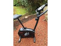 York exercise bike fitness heritage c101 model