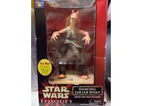Star Wars Dancing Jar-Jar Binks Toy/Collectable