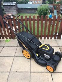 Mcculloch Self Propelled Petrol Lawn Mower