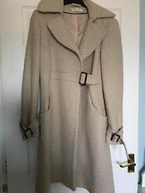 Ladies winter coat size 12