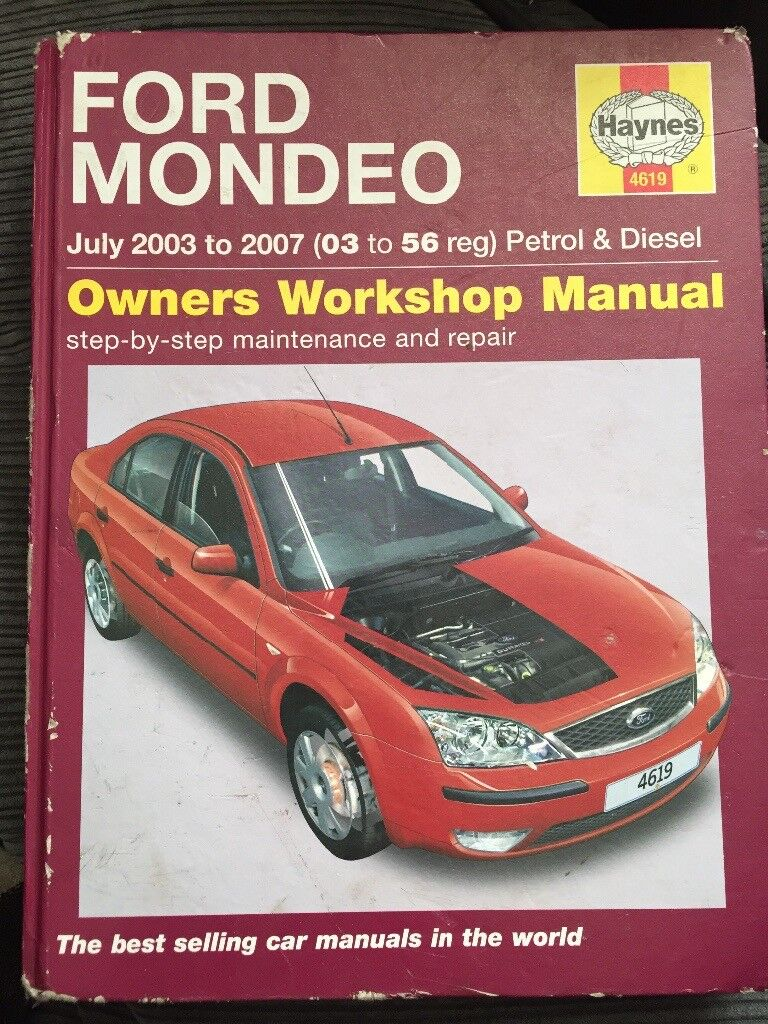... Array - ford mondeo haynes manual in little hulton manchester gumtree  rh gumtree com