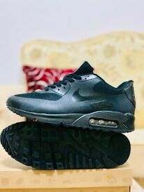 Nike Air Max 90 Hyperfuse Independence Day Blue Pinterest