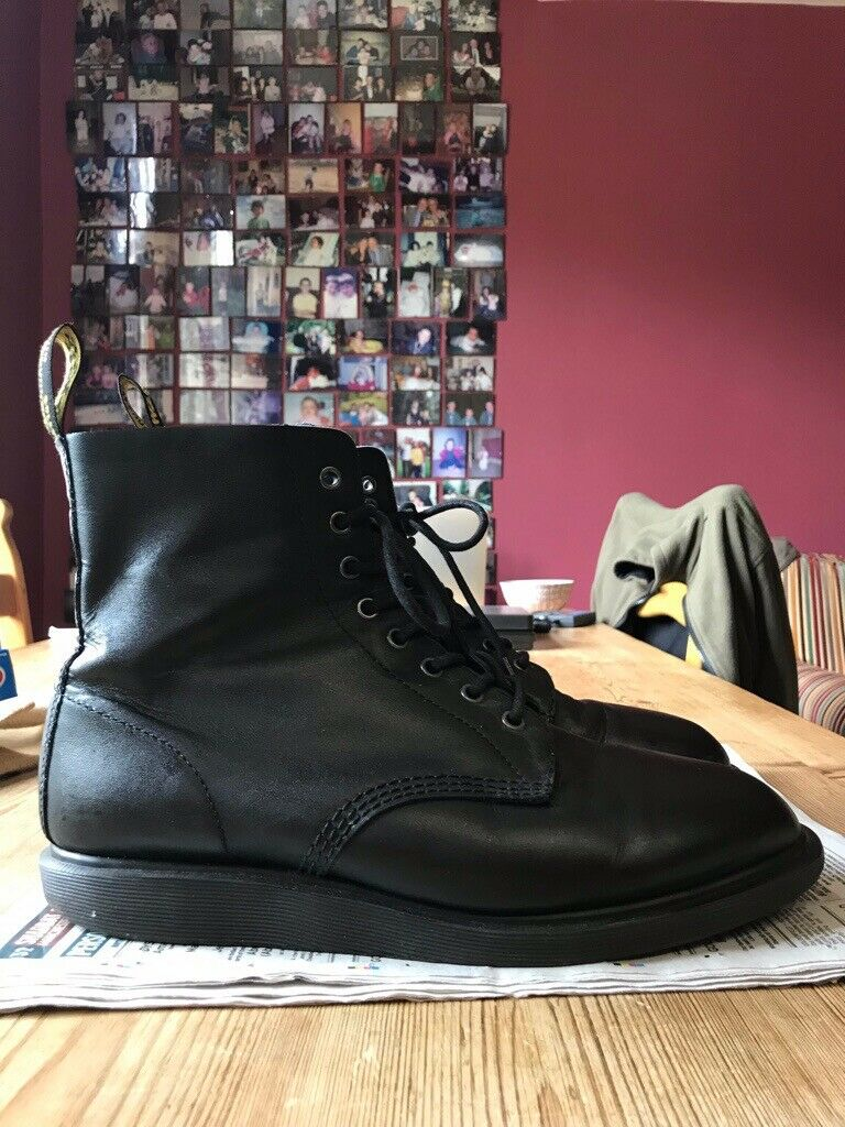 doc martens with bouncing soles