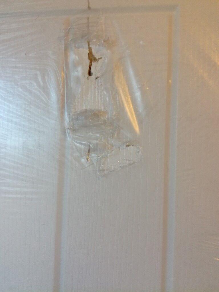 Geneva Internal DOOR Cottage White Finished 5 Panel Moulded Door/78X27 INCH/35MM THICK/NO OFFERS & Geneva Moulded Door u0026 Doors \u0026 Windows