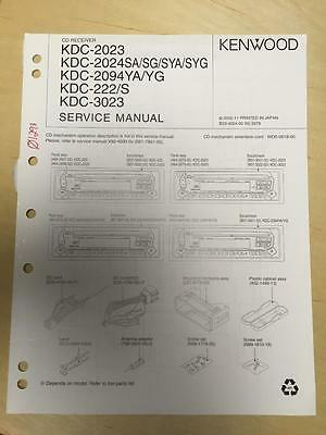 Kdc c667 manual Kenwood Car Stereo Krc Wiring Diagrams on