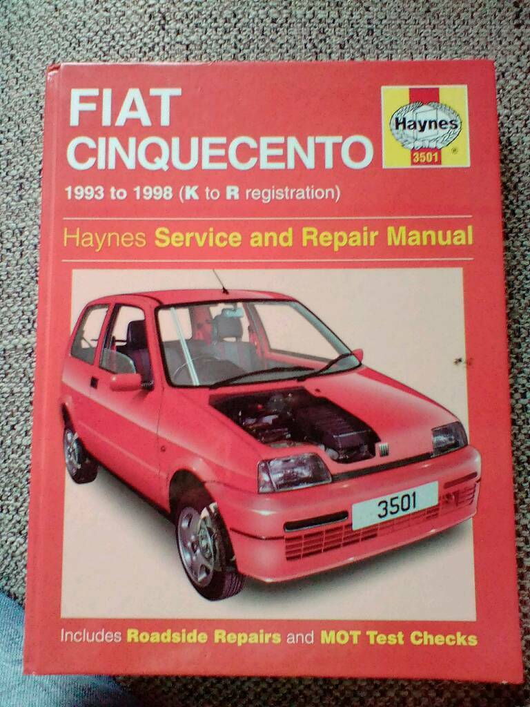 cinquecento sporting repair manual product user guide instruction u2022 rh testdpc co 2002 Fiat Seicento Fiat Punto