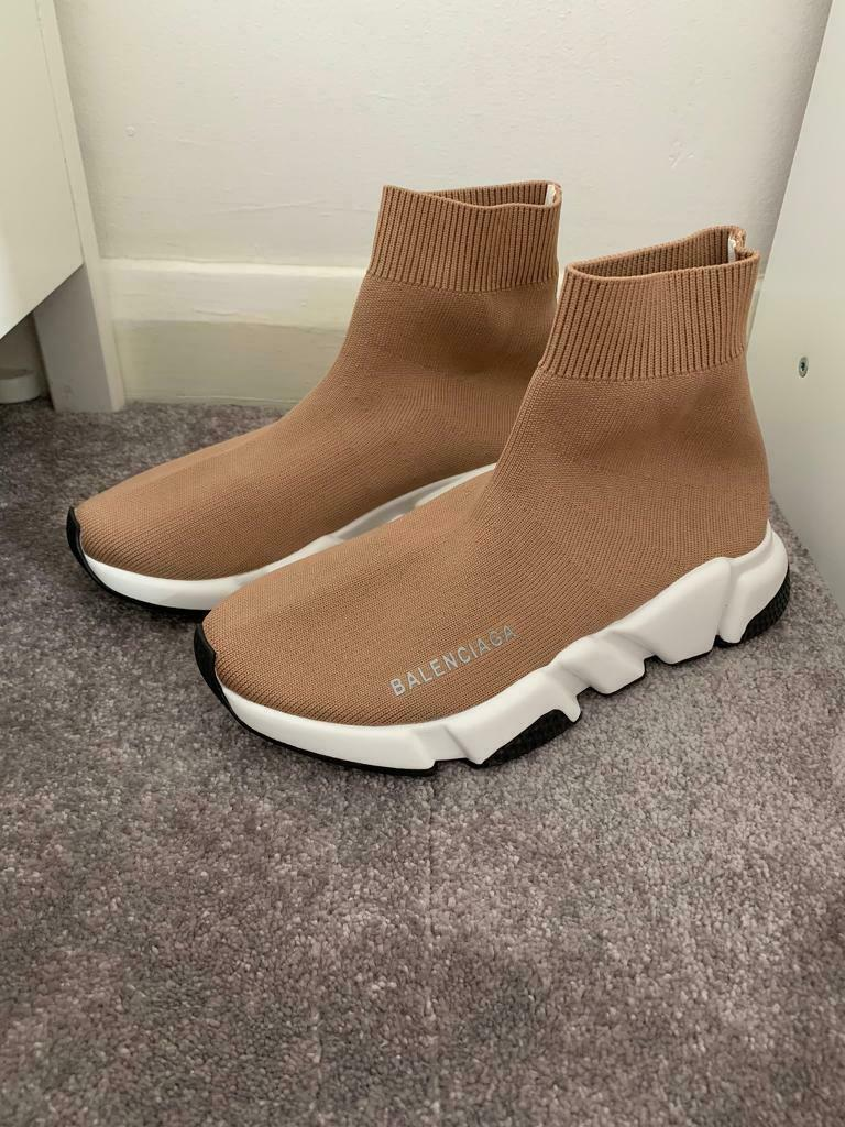 balenciaga sock trainers size 3