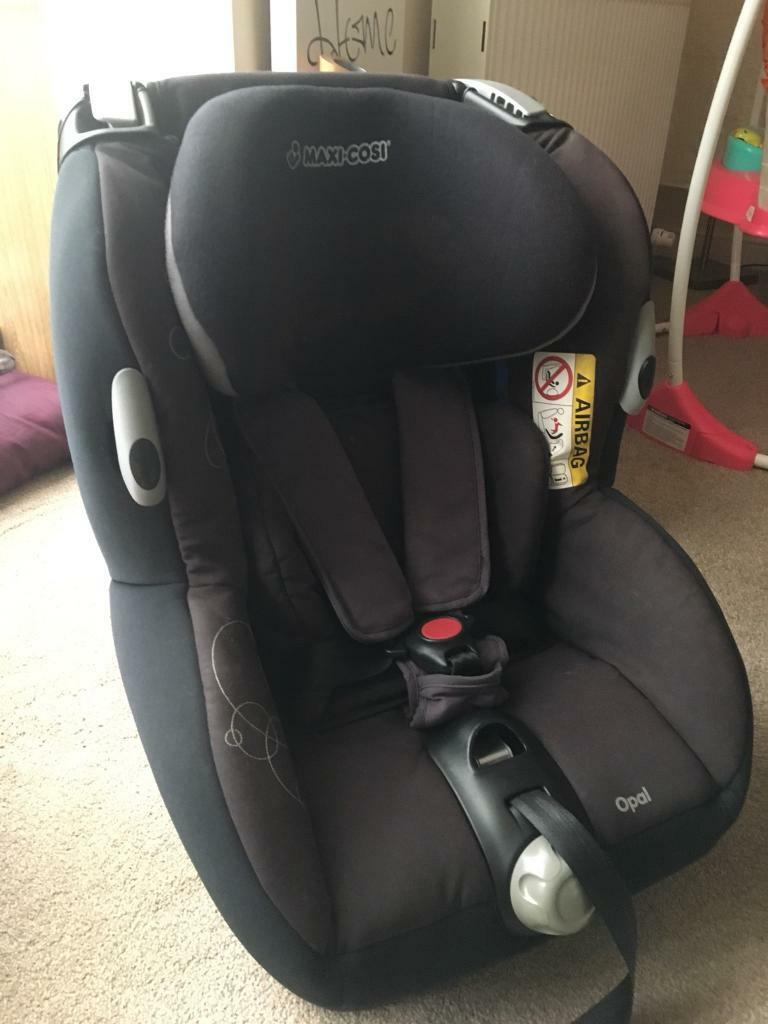 maxi cosi car seat from birth to 4 years