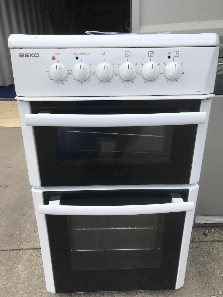 beko cooker manual