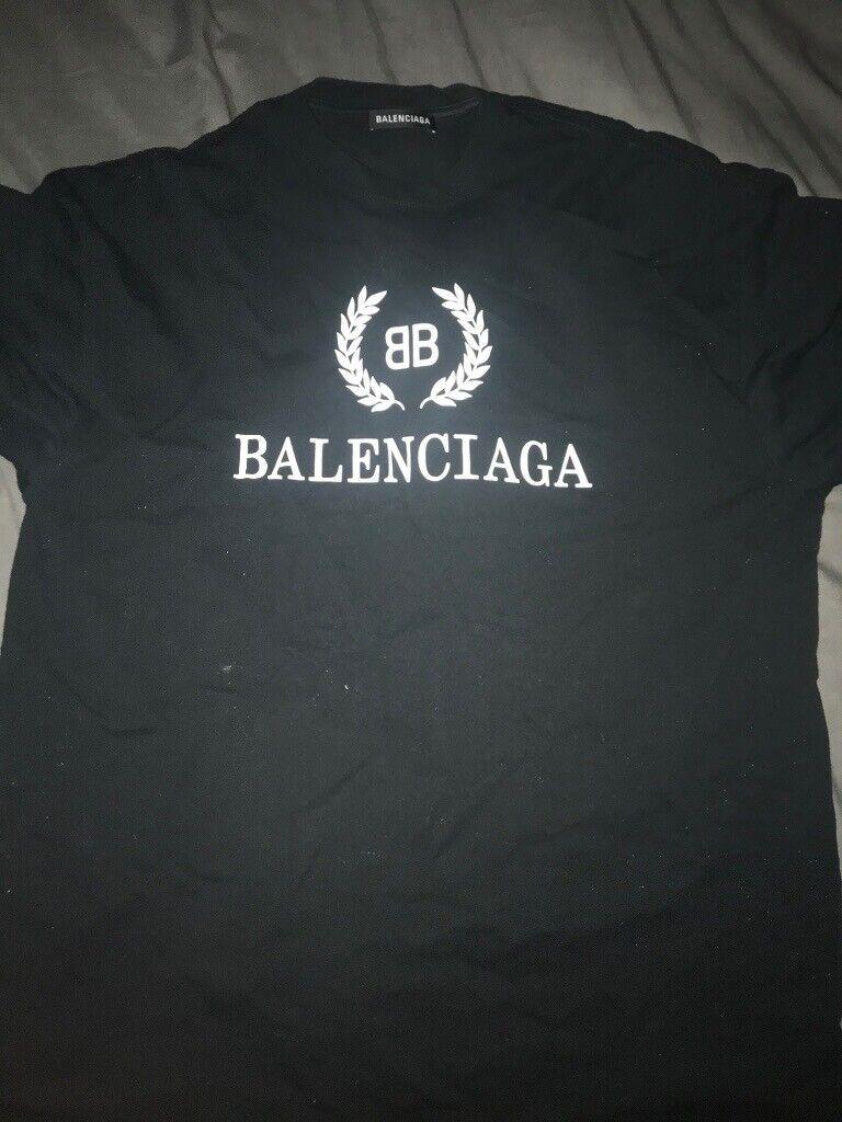 fake balenciaga t shirt uk - 65% remise