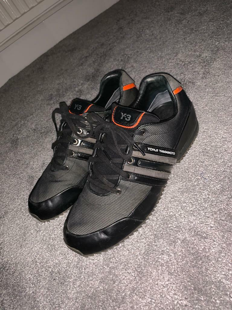 mens y3 sprint trainers