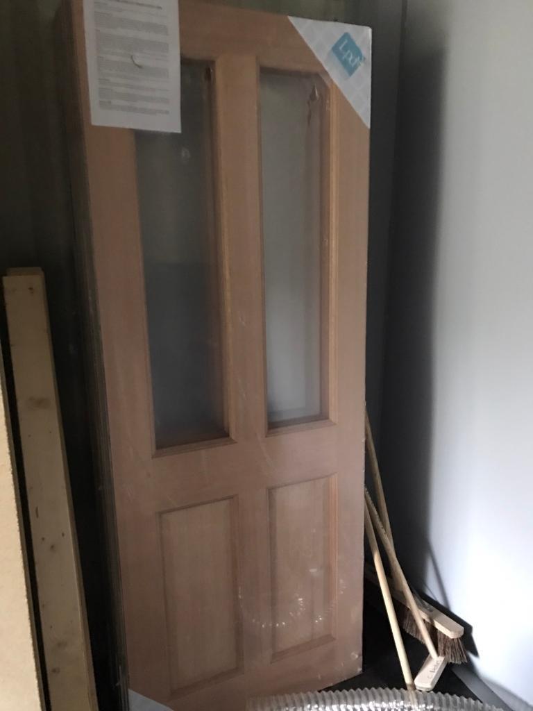 Door Blanks 10pcsLot DIY Wood Door Laser Cutting Door Crafts