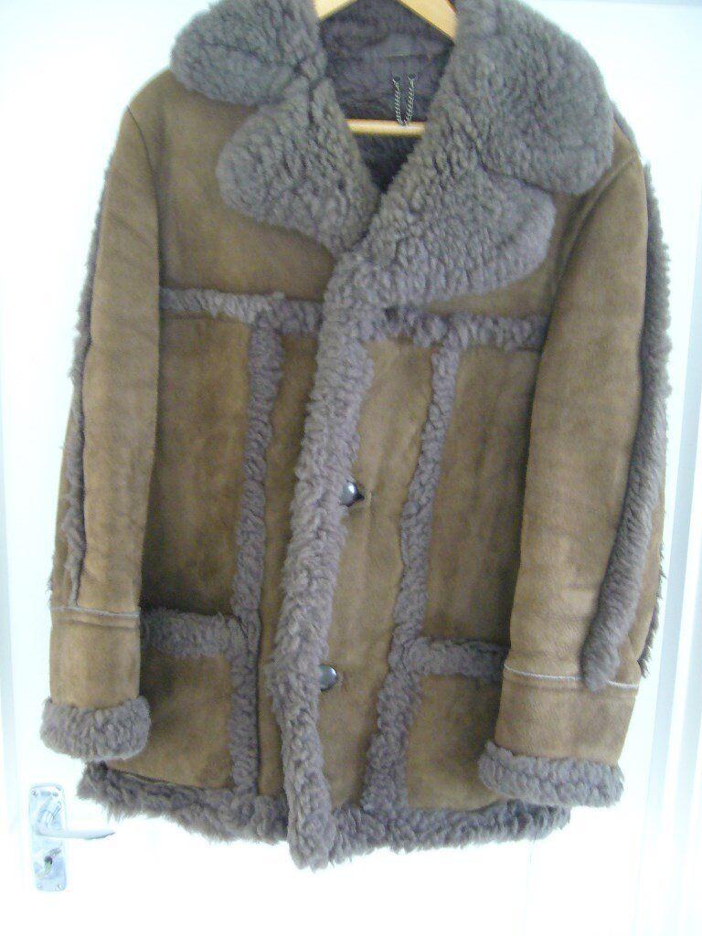 Baileys Sheepskin Coat - Coat See
