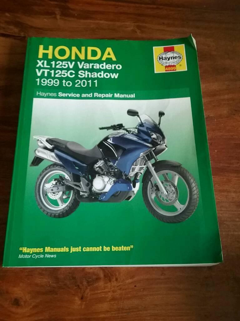 Honda Varadero Manual 19972000 Crv Electrical Troubleshooting Original Array Haynes Workshop In Blaina Blaenau Gwent Rh Gumtree Com
