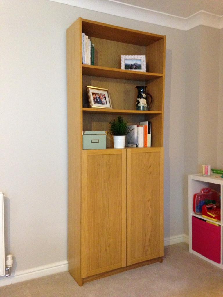 Http www ikea com 80 gb en images products billy morliden bookcase oak - Ikea Billy Bookcase With Half Doors Oak U2013 Ikea Billy Bookcase Door