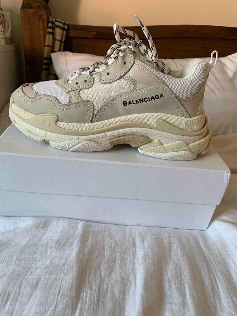 Balenciaga Shoes Balenciaga Triple S