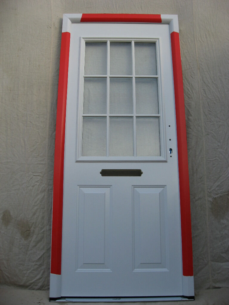 Hormann Aluminium Entrance Doors DWL installers of Hormann front ...