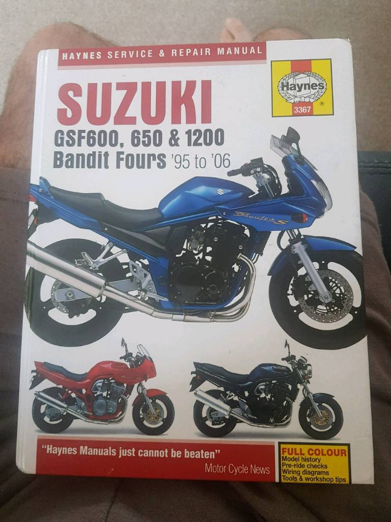 Suzuki Gsx 1200 Manual Mini R53 Coupe Cooper S Ece Engine Electrical System Various Wiring Array Haynes Workshop And Cd Rom In Ipswich Suffolk Rh Gumtree Com