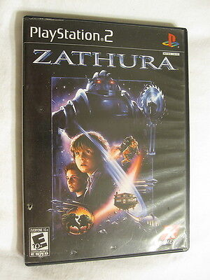 Zathura A Space Adventure (Playstation PS2) Complete Excellent!
