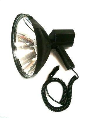 Hid 240mm Large 55w Ultimate Fox Rabbit Lamp Lamping Field Flood Light Flashfire