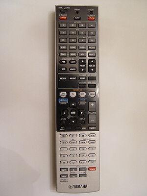 Yamaha Rav287 Remote Control Part Wr002100 For Htr-6280 Rx-v1065