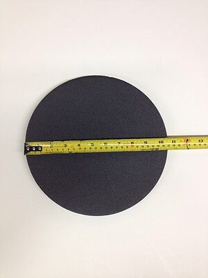 Bucket Lid Pad Lot Of 3- 10 1/2x 3/4 Thick Round Foam Pad And Kneeling Pad
