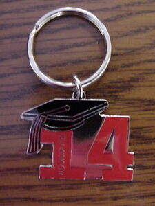 Class-of-2014-Key-Chain-Red-Class-of-14