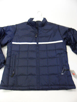Roxy Girl's Snow Jacket Navy Blue Medium Brand