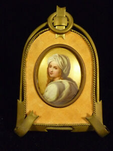 19th-CENTURY-KPM-PORTRAIT-ON-PORCELAIN-OF-BEATRICE-CENCI-W-SCHAUS-GILT-FRAME
