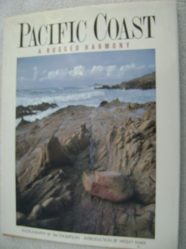 PACIFIC COAST A RUGGED HARMONY BOOK