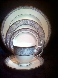 Lenox Vintage Lace 5-Piece Place Setting Fine China